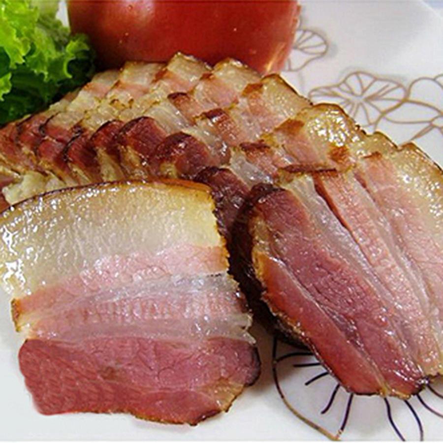 土猪腊肉满两斤包邮