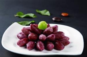 农家自种紫薯地瓜香薯新鲜农产品5斤