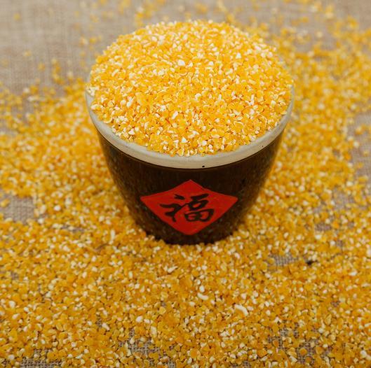 新货玉米碴玉米糁玉米渣玉米粒碎玉米 五谷杂粮农家粗粮500克