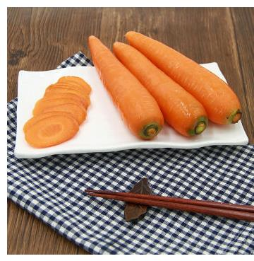 胡萝卜 约700g 自营蔬菜