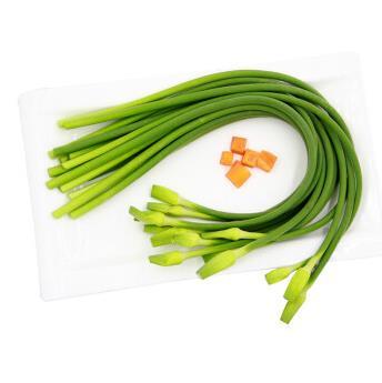 蒜苔 约300g 自营蔬菜