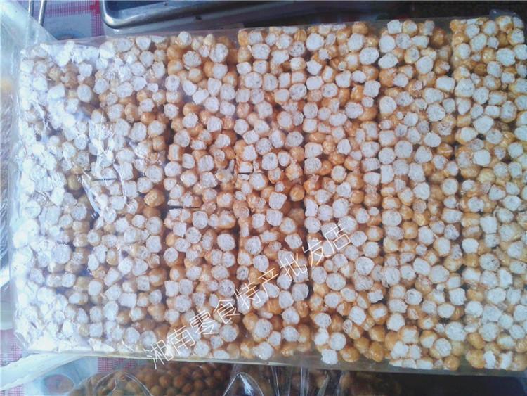 祁东土特产松子糖农家纯手工松花糖米糖麻糖祁东80后90后小吃零食500g