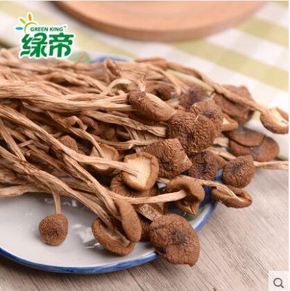 绿帝茶树菇干货新货野生食用菌未开伞茶树菇福建古田土特产200g