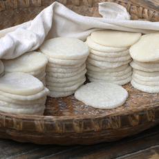 湖南特产糍粑 纯糯米手工无糖糕点农家自制原味白年糕糍粑3斤装