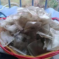 衡山绿心土产——衡山石东村荷折皮1斤