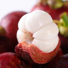 泰国进口水果5A大果3斤/5斤山竹新鲜热带水果孕妇油竹整箱包邮 5斤大果