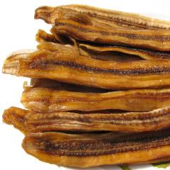 农家手工自制原汁原味香蕉干 香蕉片 清热润肠香甜 500g