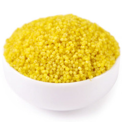 小米 山西黄小米粗粮杂粮小黄米粥粟米粮油 500g