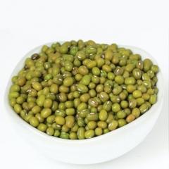 有机小绿豆自产笨绿豆250g清热解暑解毒