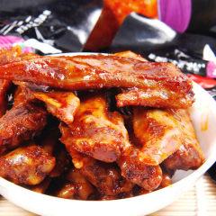四川特产 品品麻辣鸡翅尖20g*20袋 休闲小吃烧烤烤翅
