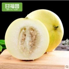 陕西阎良甜瓜带箱5斤新鲜当季水果小香瓜时令哈密瓜应季蜜瓜包邮